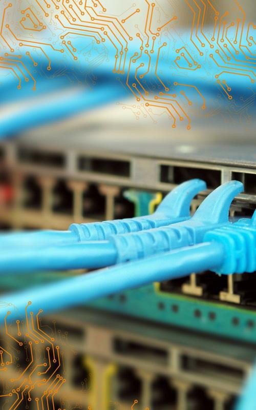usługi informatyczne sieci komputerowe