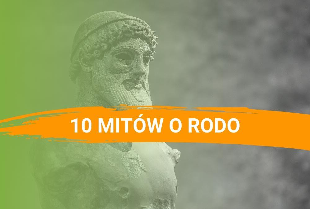 10 mitów o RODO