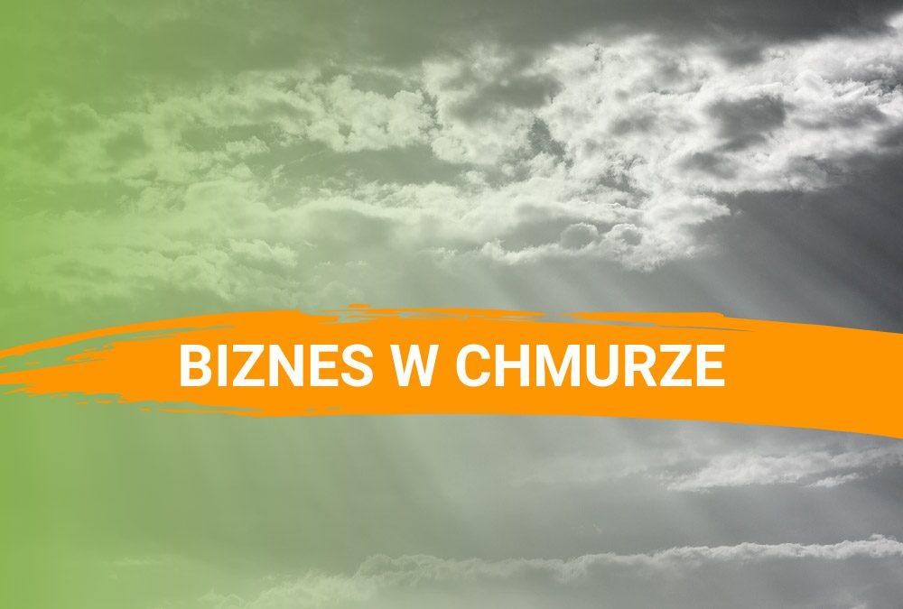 Biznes w chmurze