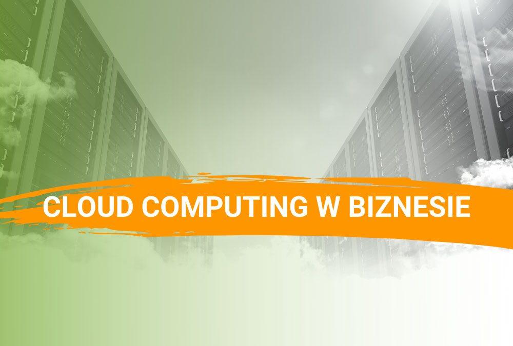 Cloud computing w firmie