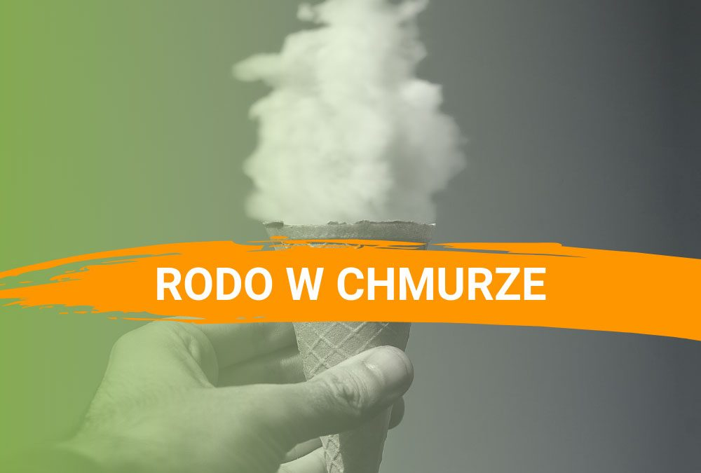RODO a cloud computing