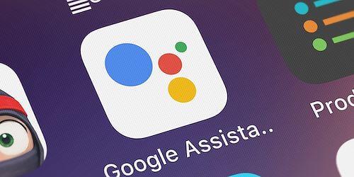 asystent google polska