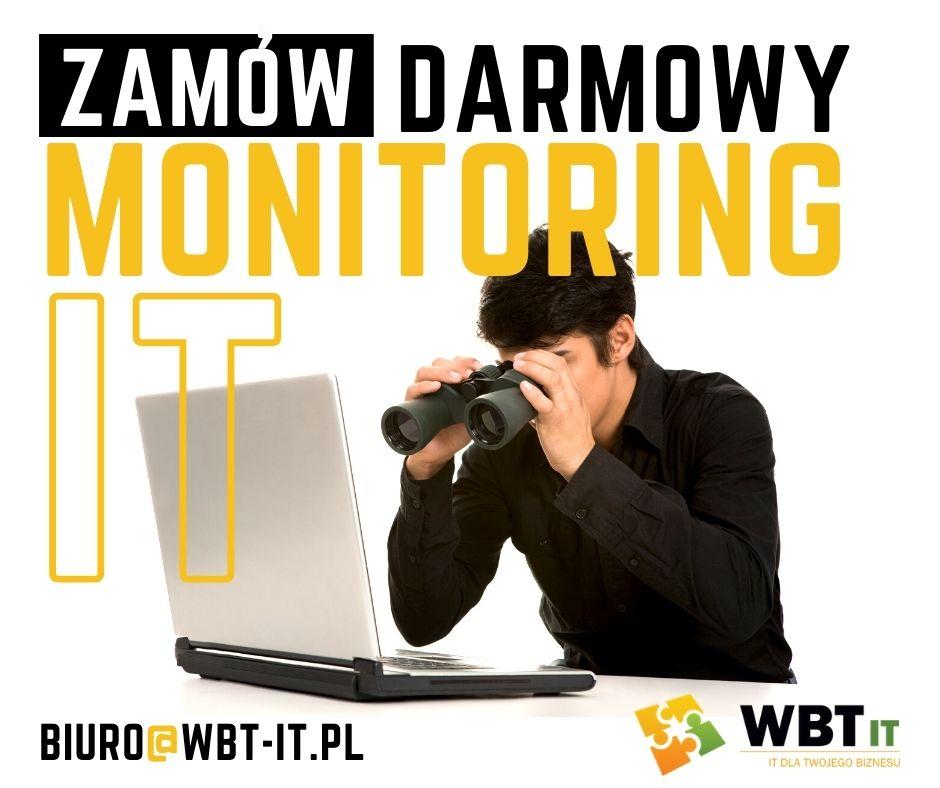 darmowy monitoring informatyczny