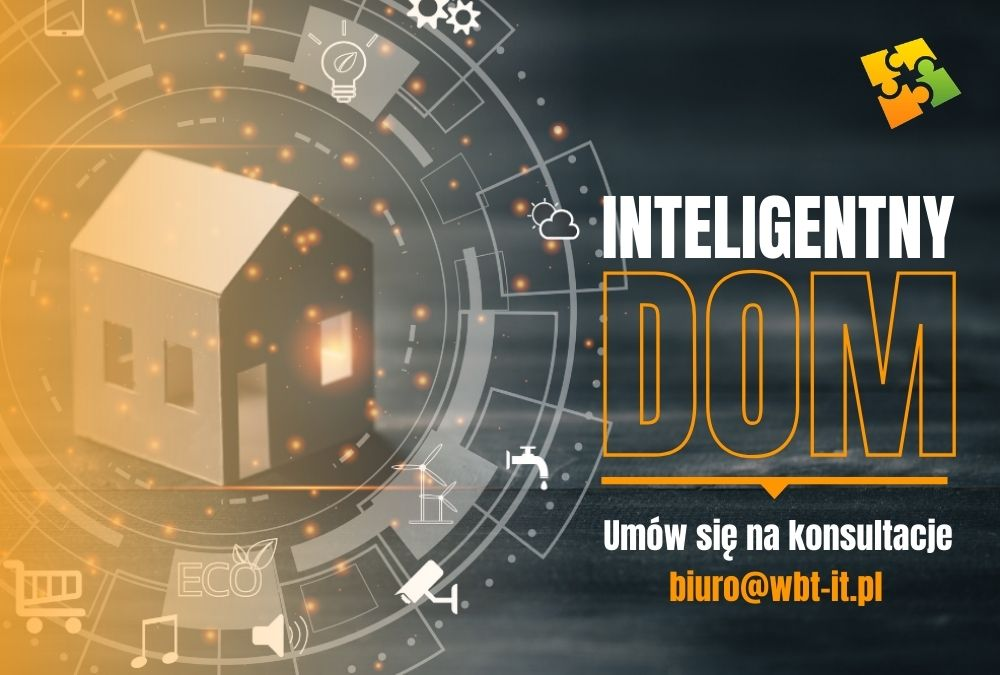 Konsultacje i instalacje inteligentnego domu